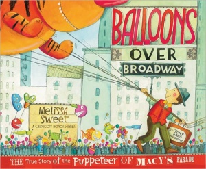 This is a wonderful book about the Macy's Thanksgiving Day Parade.