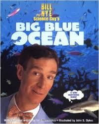 Bill Nye book on Ocean