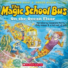 Magic School Bus - Ocean