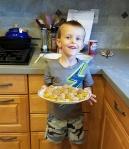 Ta Da! Pumpkin Spice Mini Muffins for Everyone!