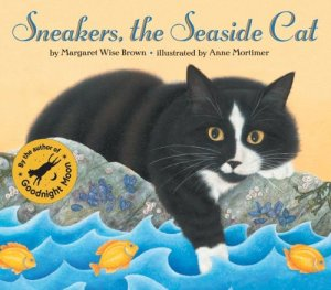 Sneakers the Seaside Cat